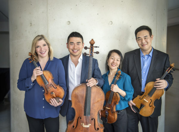 String Quartets: Concepts and Concerts | The Hudson Review
